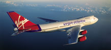 Virgin Atlantic: London – Antigua Economy Flight