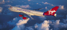 Virgin Atlantic: London – Australia Upper Class Flight